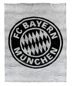 FC Bayern München Kuscheldecke 150x200cm