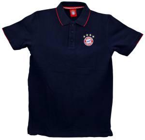 FC Bayern München Poloshirt Classic navy - verschiedene Größen