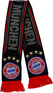 FC Bayern München Schal schwarz FC Bayern München
