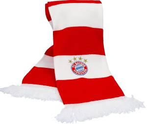 FC Bayern München Schal Classic Blockstreifen 140x17cm