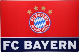 FC Bayern München Schreibtischauflage rot/navy