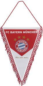 FC Bayern München Wimpel  23 x 30 cm