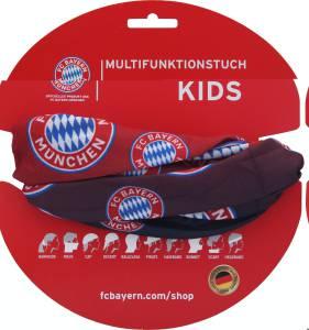 FC Bayern München Multifunktionstuch FCB Logo Kids