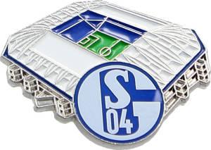 FC Schalke 04 Anstecker Stadion
