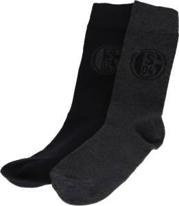 FC Schalke 04 Business Socke 2er Pack - verschiedene Größen