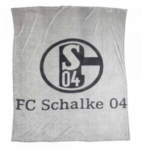FC Schalke 04 Fleecedecke Flanell 150x200cm