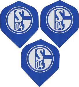FC Schalke 04 Dart Flight- Set Signet