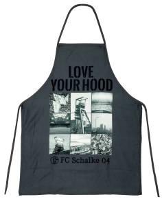 FC Schalke 04 Grillschürze Love Your Hood