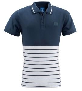 FC Schalke 04 Herren Polo Shirt 1904 blau weiß - verschiedene Größen