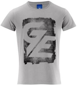 FC Schalke 04 Herren T-Shirt GE grau - verschiedene Größen