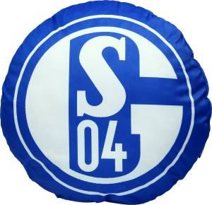 FC Schalke 04 Kissen Signet rund 40cm