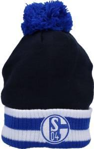 FC Schalke 04 Bommel Mütze Signet