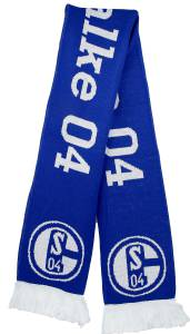 FC Schalke 04 Schal Classic 150x17 cm
