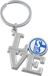 FC Schalke 04 Schlüsselanhänger Damen Love