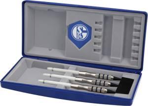 FC Schalke 04 Softdart-Set Signet