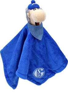 FC Schalke 04 Erwin Schnuffeltuch 35x35cm