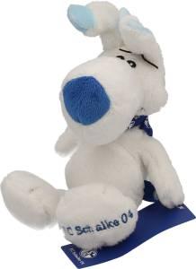 FC Schalke 04 Erwin sein Hund 25 cm