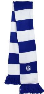 FC Schalke 04 Schal Blockstreifen 17x150cm