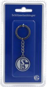 FC Schalke 04 Schlüsselanhänger Signet