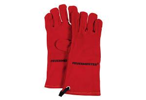 Feuermeister BBQ-Handschuhe Göße 8 rot
