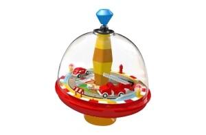 Maro Toys Feuerwehrkreisel mit Geräuschen