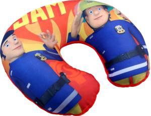 Feuerwehrmann Sam Nackenkissen 30x28cm