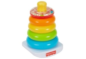 Fisher Price Farbring Pyramide