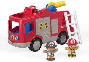 "Fisher-Price Feuerwehr ""Little People"""