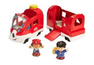 Fisher Price Little People Zug