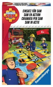Ravensburger Feuerwehrmann Sam Einsatz für Sam