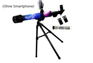Galaxy Tracker Teleskop 30/60