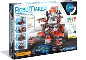 Clementoni Galileo - Construction Challenge - Robomaker