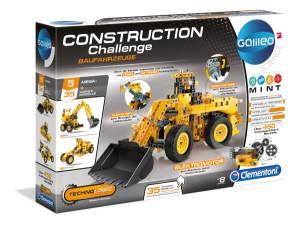 Galileo Construction Baufahrzeuge