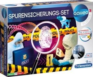 Galileo - Spurensicherungs-Set