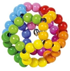 Greifling Regenbogenball, 8 cm