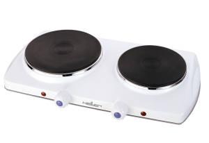 Doppelkochplatte 14,5 cm und 18 cm, 1000 Watt/ 1500 Watt
