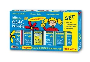 HOBBY Line Window Color Farben-Aktions-Set