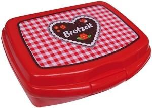 "Hüttengaudi Lebkuchen Lunchbox ""Brotzeit"""