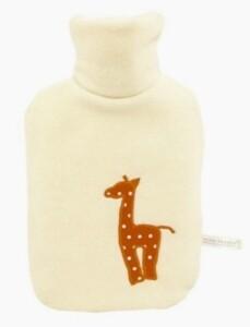 HUGO FROSCH Wärmflasche Giraffe 0,8 Liter