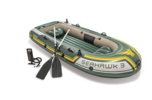"""Intex Schlauchboot Set """"Seahawk 3"""""""