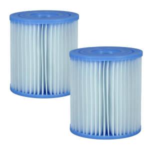 INTEX Ersatz-Filterkartusche Typ H, 2er