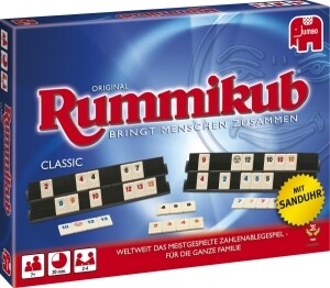 JUMBO Original Rummikub Fortuna