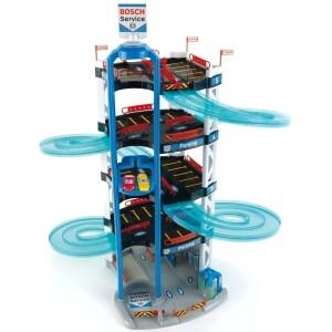 Bosch Spielzeug Parkhaus mit 5 Ebenen