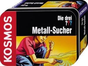 """KOSMOS Die drei ??? """"Metall-Sucher"""""""