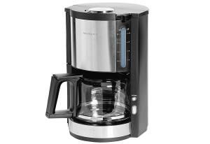 KRUPS Kaffeemaschine Pro Aroma Plus 1,25 Liter schwarz, 1100 Watt