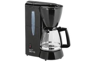 Melitta Kaffeeautomat Single 5 M 720-1/2, 21,5 x 15 x 29 cm, schwarz, 600 Watt