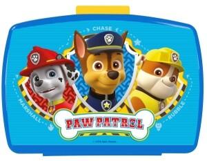 PAW Paw Patrol, Brotdose mit Einsatz