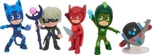 PJ Masks Figuren-Set 5-teilig