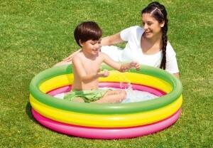 Planschbecken 102x25cm Summer Set Pool