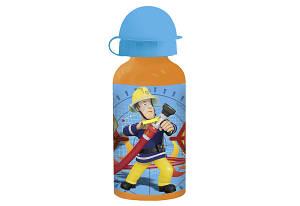 Feuerwehrmann Sam Alu- Trinkflasche
